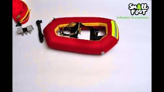 Small Foot Inflatable Snowshoes - Stopmotion Thumbnail