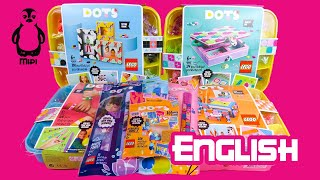 LEGO® DOTS all sets from the 2nd series of 2020 | Speed build | Review | English