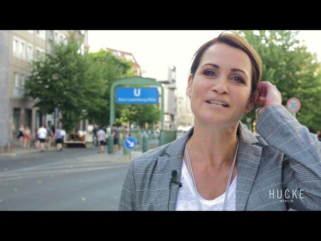 HUCKE Berlin meets Anja Kling