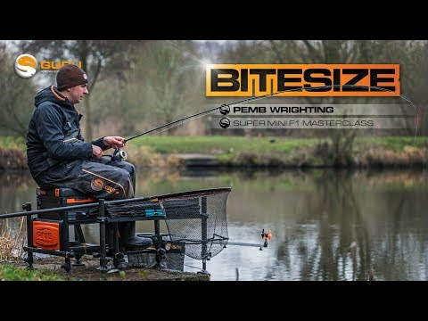 GURU BITESIZE: Super Mini F1 Fishing Masterclass - Pemb Wrighting