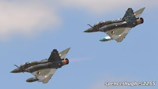 Mirage 2000 Display RIAT 2018