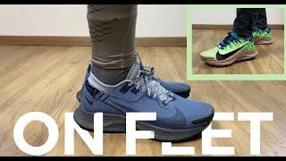 NIKE PEGASUS TRAIL 2 'GTX & NORMAL | ON FEET | fashion & Running sneaker | 2020