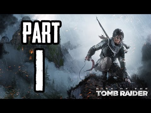► Rise of the Tomb Raider | #1 | České titulky! | CZ Lets Play / Gameplay [1080p] [PC]