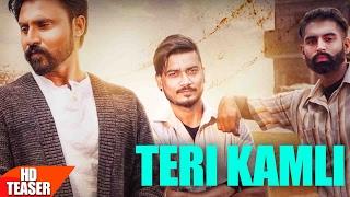 Teaser | Teri Kamli | Goldy (Desi Crew) Feat Permish Verma | Full Song Coming Soon | Speed Records