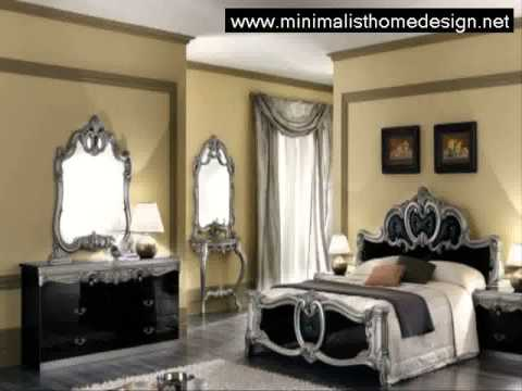 bedroom furniture design