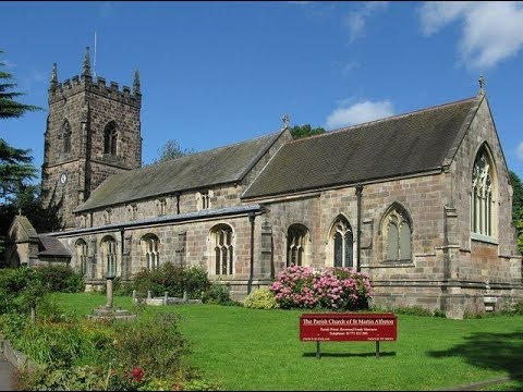 Places to see in ( Alfreton - UK )