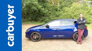 2018 SEAT Leon Cupra review – a 'wolf in sheep's clothing'? – James Batchelor –Carbuyer