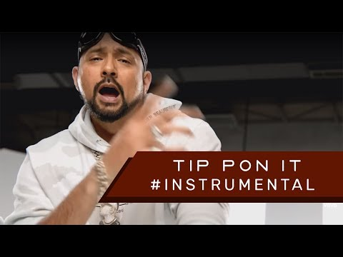 Sean Paul feat Major Lazer - Tip Pon It - Instrumental (2018)