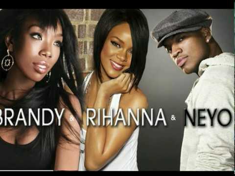 Stupid In Love (Alternate Remix Version) - Rihanna Featuring Brandy and Ne-Yo
