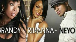Stupid In Love (Alternate Remix Version) - Rihanna Featuring Brandy and Ne-Yo