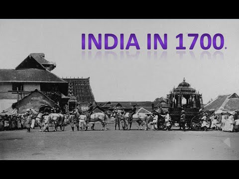 Rare Photos of INDIA IN 1700+ (All States)