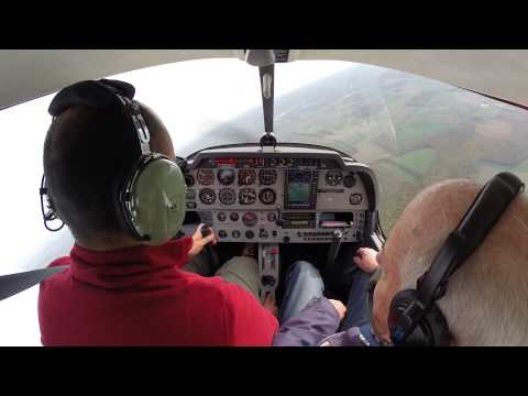 Lesson 10 - Private Pilot Licence training at LFGR - Turns, Climbs and Descents