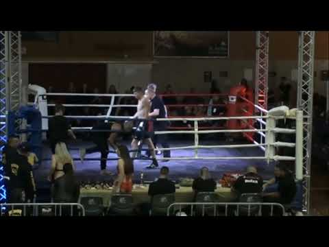 Fight 3 Jason Smit vs Cameron Robertson
