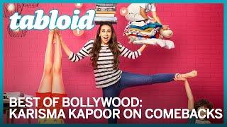 Bollywood star Karisma Kapoor on comebacks and media intrusion