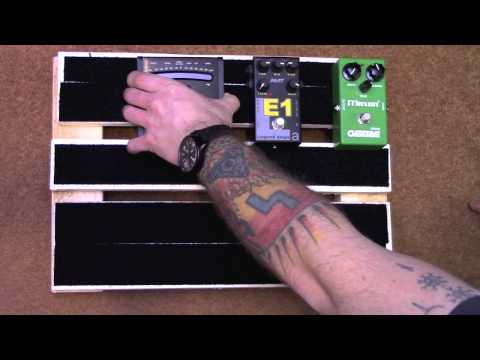 How To Set Up The Perfect Heavy Metal Pedalboard