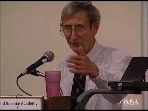 IMSA Great Minds Program - An Afternoon With Freeman Dyson