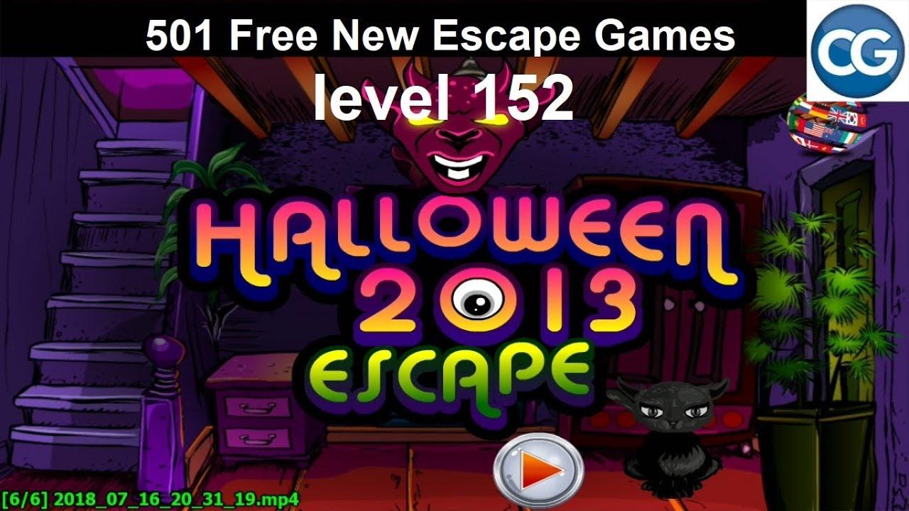 Walkthrough 501 Free New Escape Games Level 152
