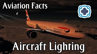Why Do Planes Have Red And Green Lights? (Aircraft Lighting) - Aviation Facts