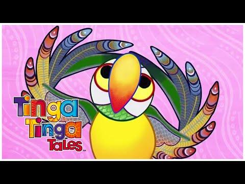 Parrots & Friends! | Tinga Tinga Tales | Compilation | Cartoons for Kids