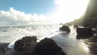 Iceland - freezing ocean escape