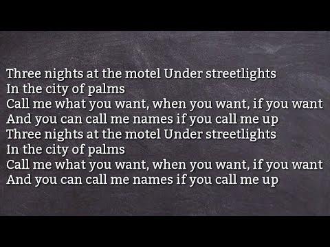 "Dominic Fike ""3 Nights"" HQ Lyrics"