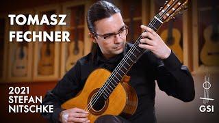 Heitor Villa-Lobos' Chôros No. 1 performed by Tomasz Fechner on a 2021 Stefan Nitschke Hauser