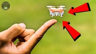 8 SMALLEST DRONES EVER CREATED!