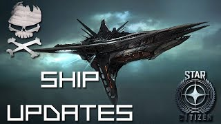 Star Citizen : Ship Updates WELP... look at the bright side ... 02-23-2018