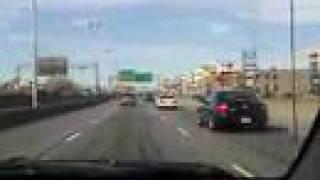 Autoroute montreal canada