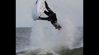 2015 Daytona Freeride Backie Chan Surf Jam