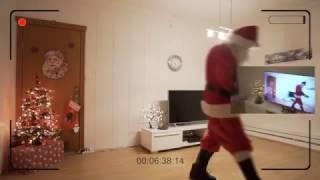 Папа заставил 6 летнюю дочку поверить в чудо Санта Клауса