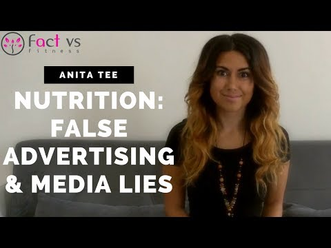 WHAT CAN I EAT? MEDIA LIES & FALSE ADVERTISING in Nutrition