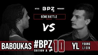Battles PunchlinerZ Edition X - Baboukas vs YL