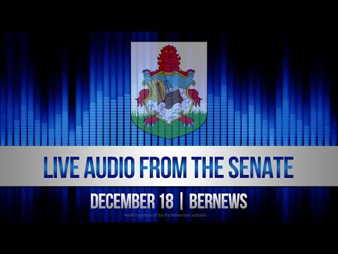 December 18 | Audio Of Morning In The Senate | 2019