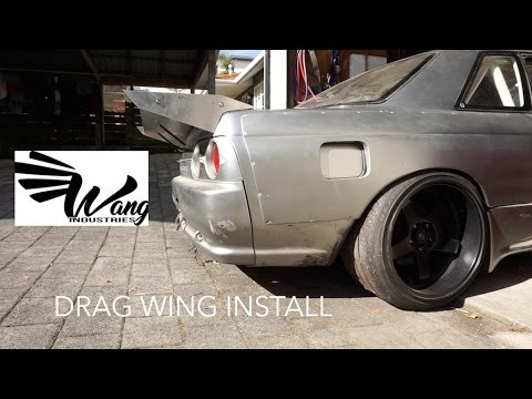how to make skyline wings