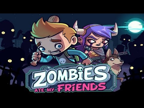 Zombies Ate My Friends - Universal - HD Gameplay Trailer