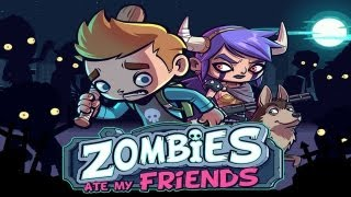 zombies ate my friends universal hd gameplay trailer