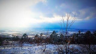 Снег-Горы-Отдых-Развлечение (Улетай на крыльях ветра)
