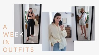 Outfit Planning: Slouchy Summer Ideas | The Anna Edit
