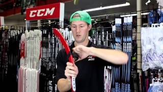 How to Tape a Hockey Stick!