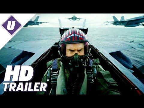 Top Gun: Maverick (2020) - Official Trailer | Tom Cruise, Ed Harris, Jon Hamm | SDCC 2019
