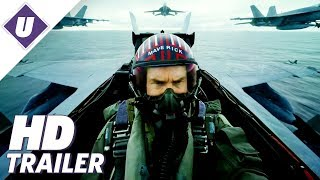 Top Gun: Maverick (2020) - Official Trailer | Tom Cruise, Ed Harris, Jon Hamm | SDCC 2019