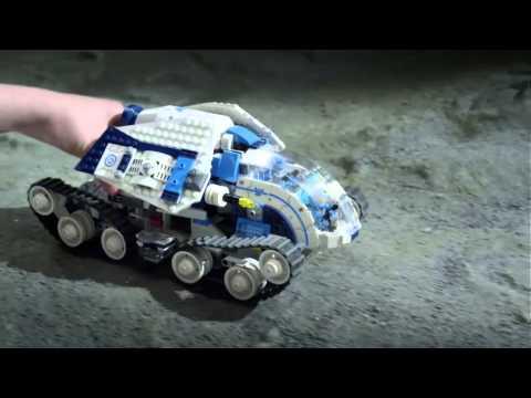 Lego Galaxy Squad Hive Crawler Commercial