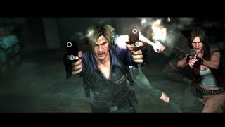 Resident Evil 6 - E3 Official Trailer (PEGI)