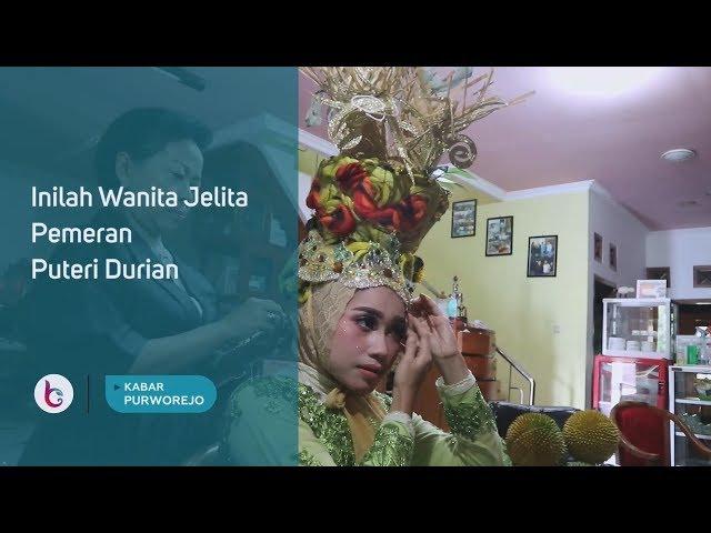 Inilah Wanita Jelita Pemeran Puteri Durian