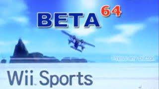 Beta64 - Wii Sports: Airplane / Wii Sports Series