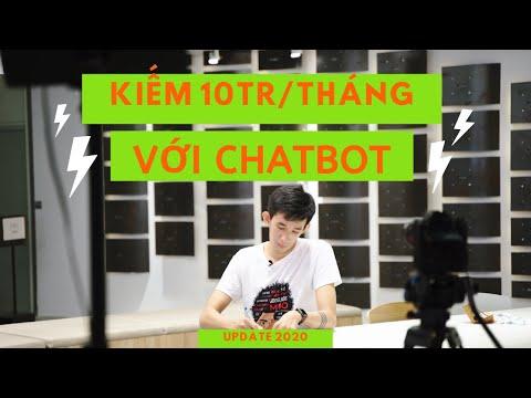 Kiếm 10 triệu mỗi tháng miễn phí bằng Chatbot trên nền tảng KTcity Partner