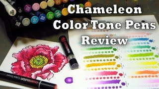 Chameleon Pens First Impression & Review & Demo