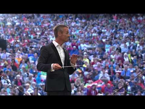 Klassik Open Air 2017 Alexander Shelley & Nürnberger Symphoniker