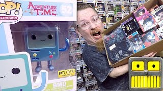 Mega Epic $2200 Funko Pop Vinyl Figure Haul  and Funko Mystery Minis Dorbz Smugglers Bounty Boxes